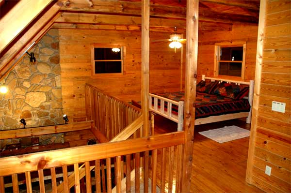 Smokey Mountains Private Log Cabin Chalet Home Vacation