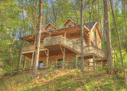 stone virginia in manor riverfront cabin rental htm rentals vacation mountain luray cabins